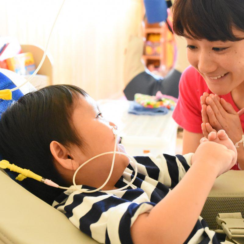 医療的ケアシッター ナンシー・訪問支援(看護パート)