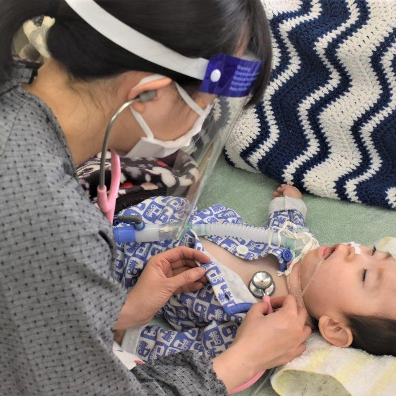 新規事業・訪問支援看護師